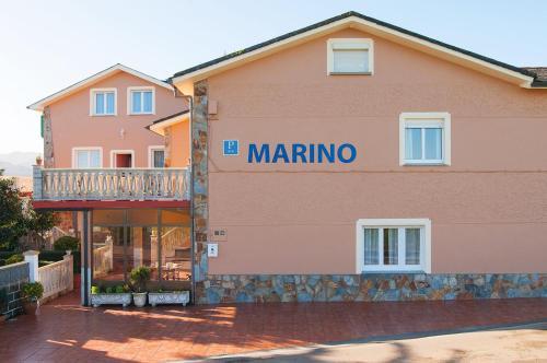 Casa Marino Pensión **
