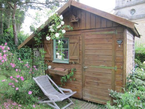 Terrasse ou espace extérieur de l'établissement Studio La Piaule