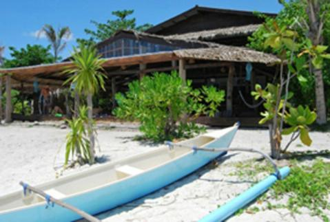 BLUE TRIBES Garden Beach Resort