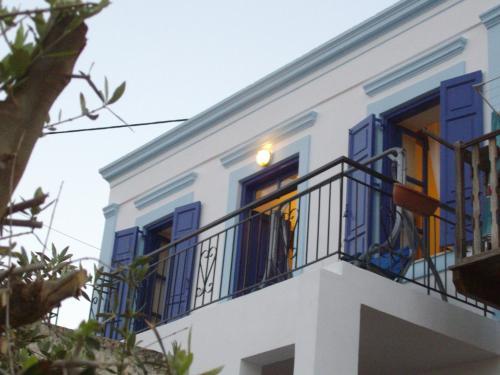Occasus Room - Chalki Greece