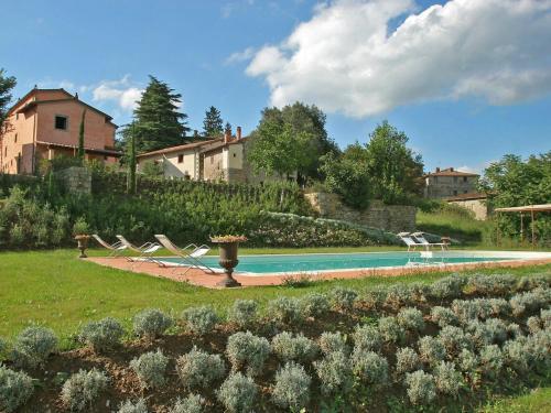 Holiday home La Montanina Castel Focognano
