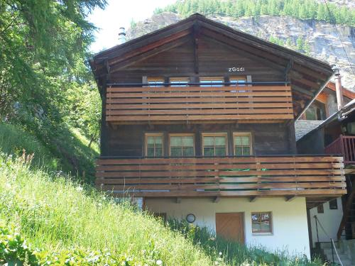 Holiday Home Gädi