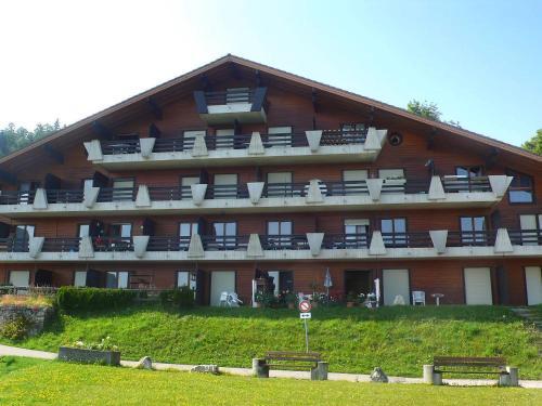 Apartment Eridan I Ste Croix