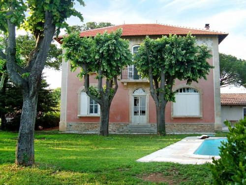 Holiday home Le Clos Valdet Gallician