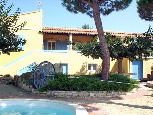 Holiday Home Maison Jaune