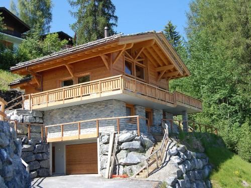 Holiday home Les Roches Nendaz Station