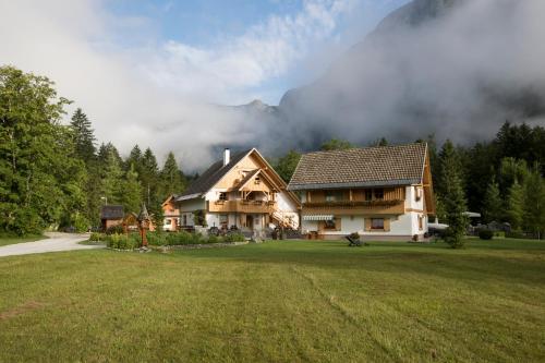 Apartments Alpik at Lake Bohinj
