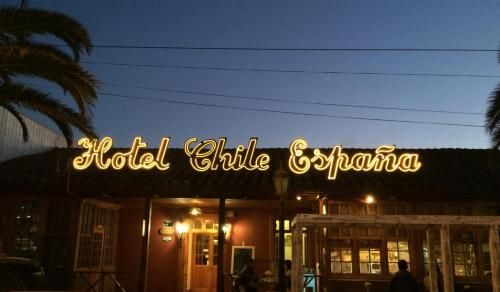 Hotel Chile España