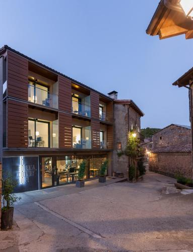boutique hotels huesca provinz  276