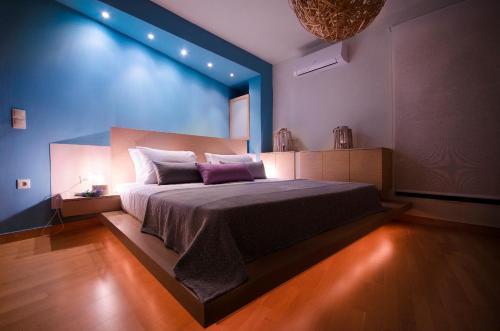 A room at Casa Christina
