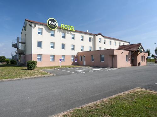 B&B Hôtel Paray-le-Monial