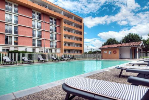 Zenitude Hôtel-Résidences Le Domaine de Lardenne