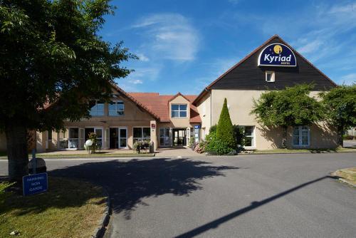 Hôtel Kyriad Vernon / Saint Marcel