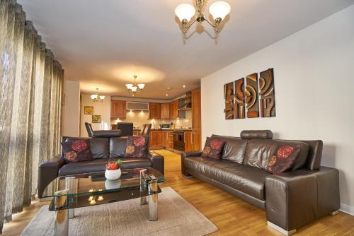 Edinburgh Pearl Apartments - Lochrin Place