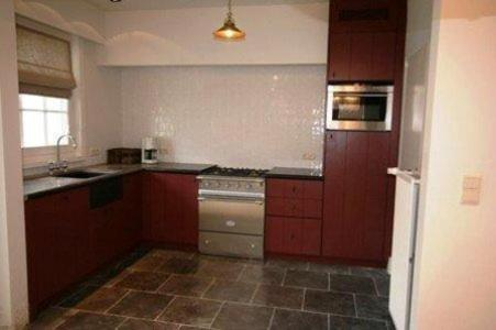 A kitchen or kitchenette at Tine