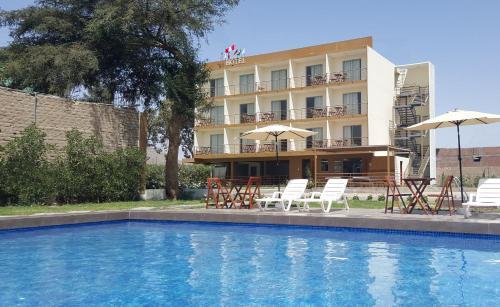 B Hotel Nasca Suites