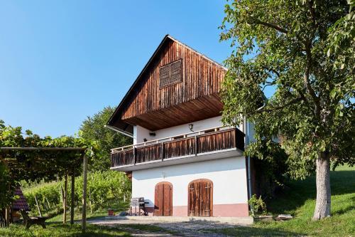 Weinberg Lodge - Kellerstöckl