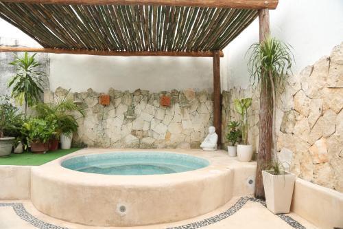 Beautiful House Downtown Cancun