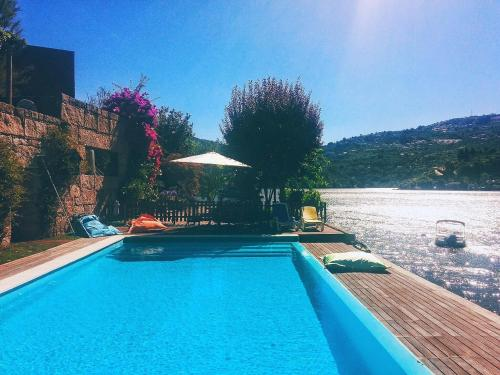 The swimming pool at or near The Porto Concierge - Inside Douro