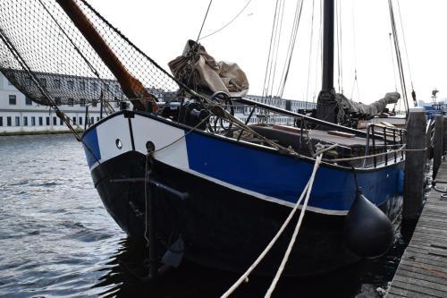 Boat-Apartment Rotterdam
