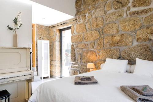 A room at Villa Lugar do Pego