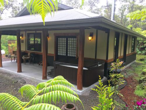 Tsugi Teahouse At Volcano