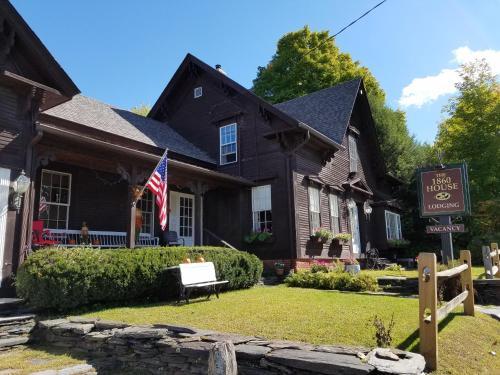 1860 House Inn and Rental Home