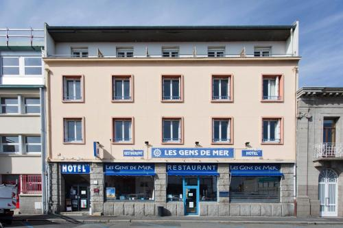 Appartements louer brest locations d - Restaurant italien brest port de commerce ...