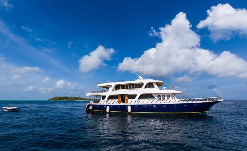 photo of 馬爾地夫蔚藍鯊魚酒店(MV.BLUE SHARK) | 馬爾地夫馬利(Male City, Maldives)