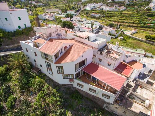 Casa de la Loma a vista de pájaro