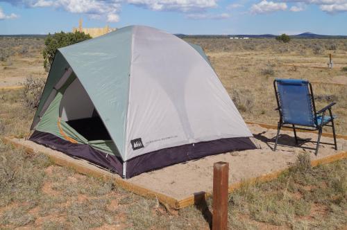 Greenleaf Canyon Campground