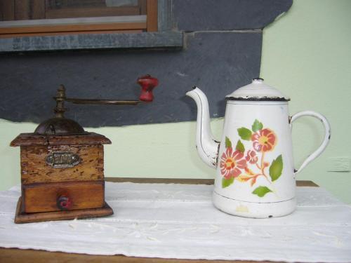 A kitchen or kitchenette at Casa Maseda