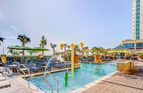 海洋海灘俱樂部度假酒店