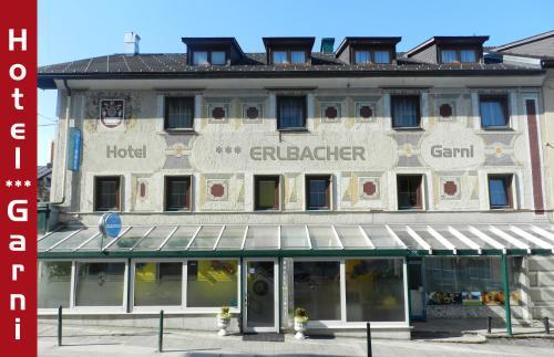 Hotel Garni Erlbacher