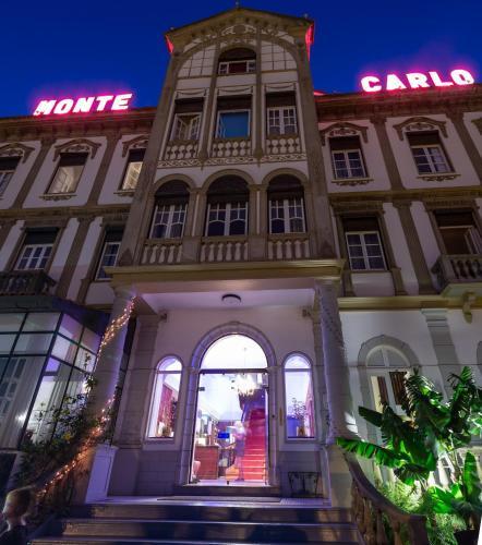 Hotel Monte Carlo Portugal Funchal Booking Com