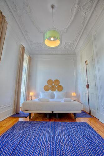 Habitació a Chalet D´Ávila Guest House