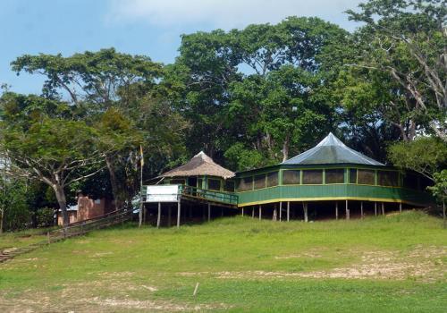 Amazon Brazil Camp