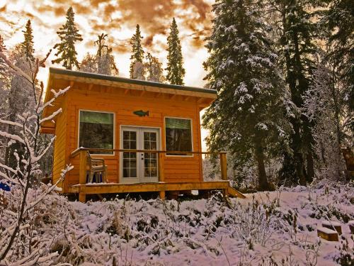 Talkeetna Cabins at Montana Creek
