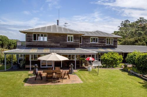 Kowhai Close Accommodation