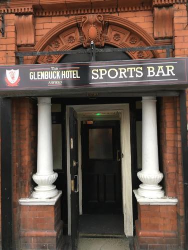The Glenbuck Hotel Anfield Liverpool Uk Booking Com