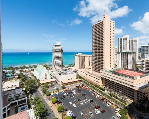 Tower 1 Suite 2214 at Waikiki