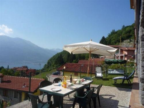 Restavracija oz. druge možnosti za prehrano v nastanitvi Lago Panoramica