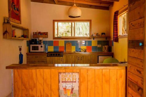 A kitchen or kitchenette at Hopi Cadushi Studio