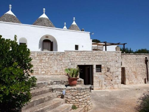 Holiday home Trulli Le Tortorelle