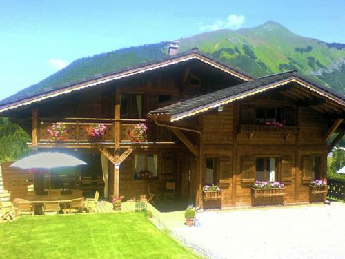 Holiday home Chalet Guytaune