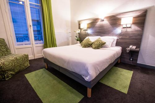 Comfort Hotel Actuel Chambéry Centre