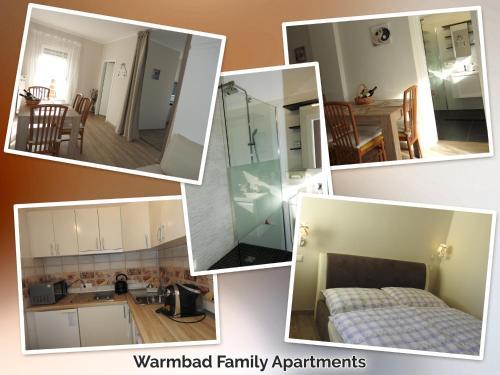 Warmbad Apartments