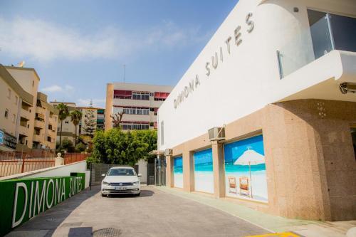 Apartamento dimona suites aptos turisticos espa a - Apartamentos turisticos cordoba espana ...