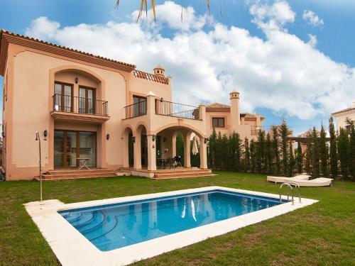 Holiday Home Villa Resina Golf