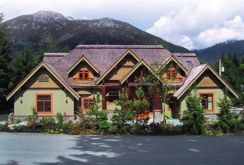 Whistler Alpine Chalet:118496-104901